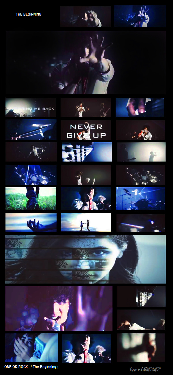 The Beginning/ONE OK ROCK | *音 楽 画 廊 2*