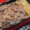 息子ちゃんの☆牛丼弁当♪の画像