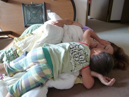 ☆Naomiの英語&日本語バイリンガルダイアリー☆-eriko in pain2