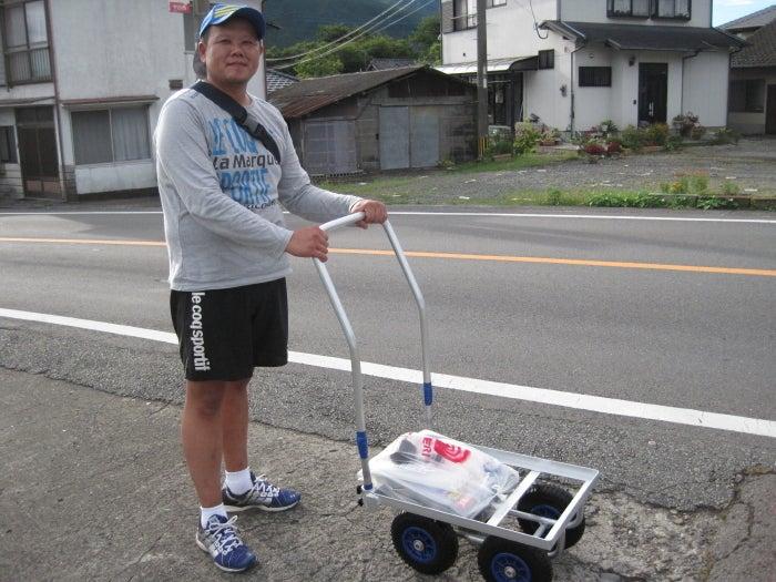 歩き人ふみの徒歩世界旅行 日本・台湾編-次の手