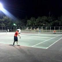 ゴルフとテニス!!