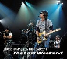銀座Bar ZEPマスターの独り言-The Last Weekend.CD