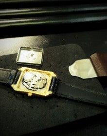 じゅえりー工房Kのブログ-時計電池交換