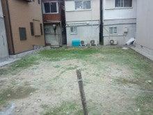 サードアイのブログ-長栄寺町草刈り後1