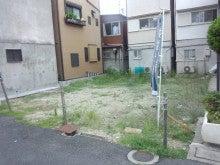 サードアイのブログ-長栄寺町草刈り前1