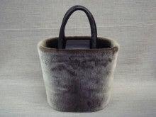 大木毛皮店工場長の毛皮修理リフォーム-毛皮 リフォーム バッグ 加工