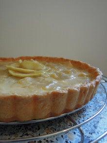 Le Ricette dei Dolci  *LiLiの気ままにときどきお菓子*-apfel-tarte-2