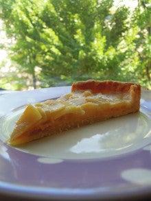 Le Ricette dei Dolci  *LiLiの気ままにときどきお菓子*-apfel-tarte-3