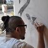 GRAFFITI OF YUTA OKUDAの画像