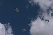 鉄とゴールドの日々-2-空挺降下
