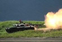 鉄とゴールドの日々-2-74式射撃