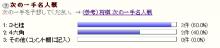 将棋 次の一手名人戦-第41手結果