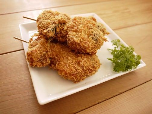 ひよこ食堂-豚バラ巻き串カツ01