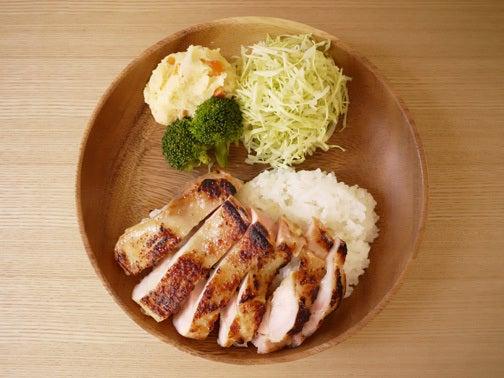 ひよこ食堂-アジアン風チキンプレート03
