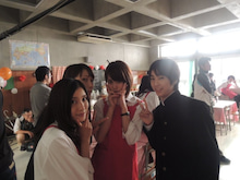 土屋太鳳オフィシャルブログ「たおのSparkling day」Powered by Ameba-文化祭8.jpg
