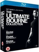 勝手に映画紹介!?-The Ultimate Bourne Collection