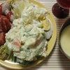 ポテトサラダのリクエストの画像