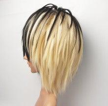 $Reo-Wig v系メンズホストギャル男お兄系男性用セット済みかつら専門店