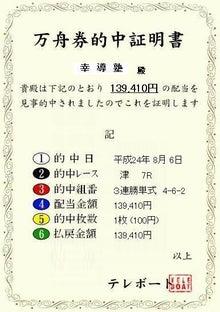 $幸(ゆき)の競馬予想マッピングブログ