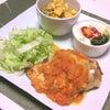 今日の晩御飯の画像