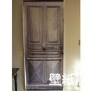 アンティークドアの壁紙 フランス