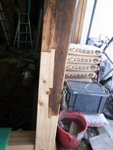 京町家を買って改修する男のblog-木工事2