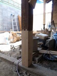 京町家を買って改修する男のblog-木工事3