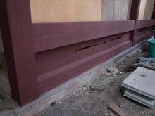 京町家を買って改修する男のblog-紅殻塗り3