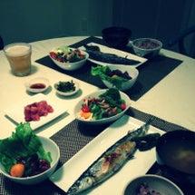 秋の食卓☆