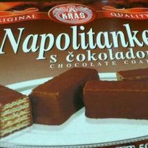 クロアチアのチョコ