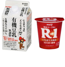 害 豆乳ヨーグルト