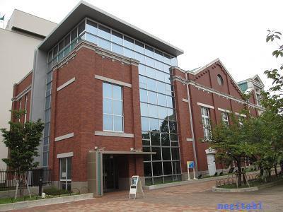おねぎのブログ-11.造幣博物館の外観