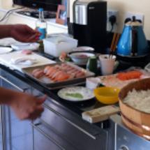 BBQ&Sushi…