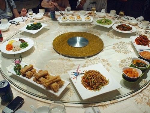 中国大連生活・観光旅行ニュース**-瀋陽 七宝山飯店 北朝鮮レストラン