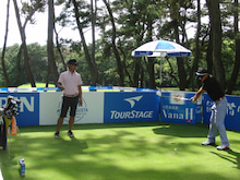 ゴルフ工房Gクラブ<おやじのひとり言-トーナメント・練習ラウンド