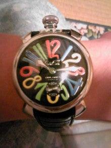 super popular 22f41 72cf4 俺の腕時計は本田圭佑と同じガガミラノ   今日のは口に合わぬ!