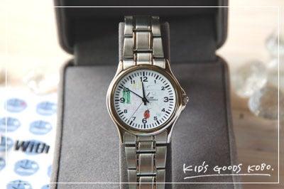 子供の絵を永遠の想い出として残しませんか?-子供の絵で作るオリジナル腕時計