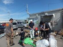 浄土宗災害復興福島事務所のブログ-20120909高久第1芋煮会13