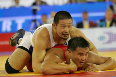 レスリング世界3位 | FIGHT TRIB...