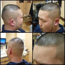 barber shintoko hair design  ヘアカタログblog-おしゃれ坊主