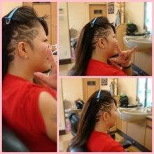 barber shintoko hair design  ヘアカタログblog-女性刈り上げ女子高生