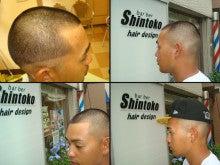 barber shintoko hair design  ヘアカタログblog-おしゃれ坊主画像