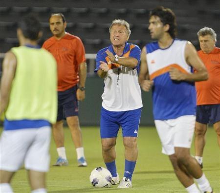 サッカー日本代表 ワールドカップ アジア最終予選 ジーコ監督 鹿島アントラーズ イラク