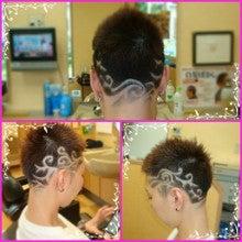 barber shintoko hair design  ヘアカタログblog-女性刈り上げショートライン