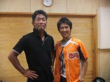 9月8日橋本選手とDEEN池森さん… | ますくまんのブログ