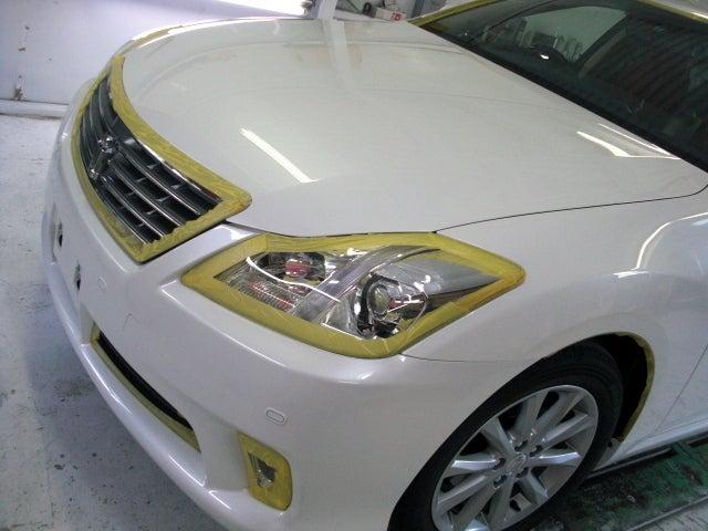 京都の女職人が書く車のブログ☆★-トヨタ コーティング