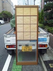 今日の(有)OSCM住宅工房の動き-2012 9 11松城町古建具3