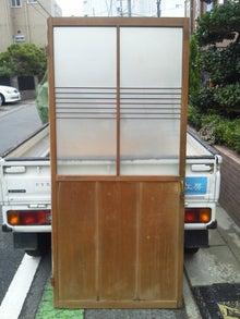 今日の(有)OSCM住宅工房の動き-2012 9 11松城町古建具1