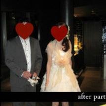 結婚式レポ ~二次会…