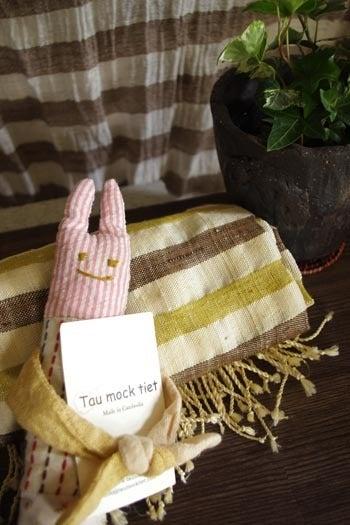*カンボジアの綿クロマーと赤ちゃん帽子のお店*-クロマータウモックティエット
